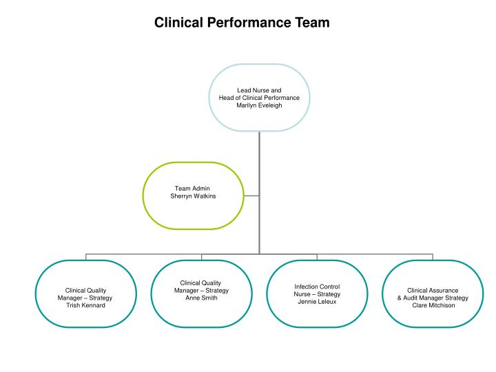 Clinical Performance Team
