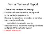 formal technical report4
