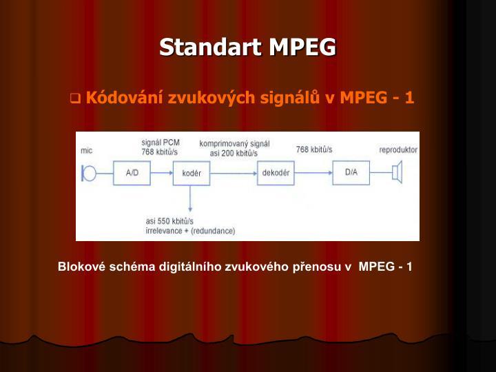 Standart MPEG