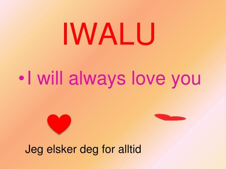 IWALU