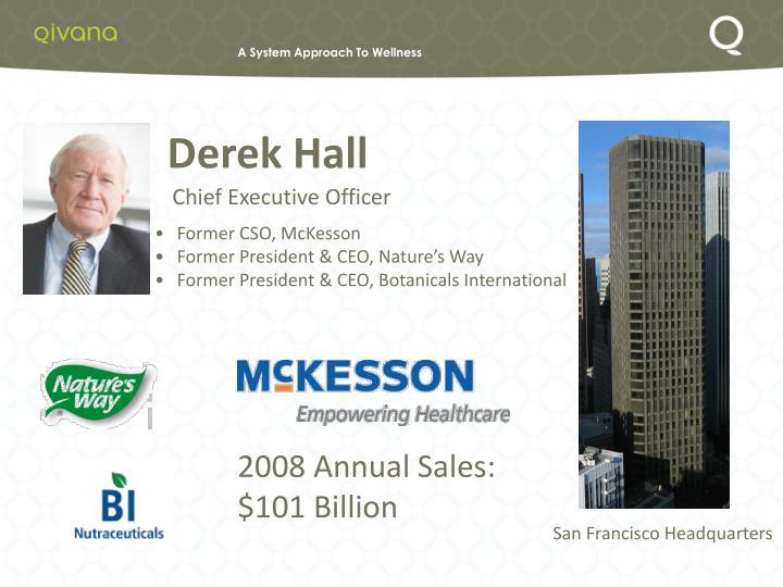 Derek Hall