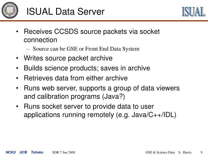 ISUAL Data Server