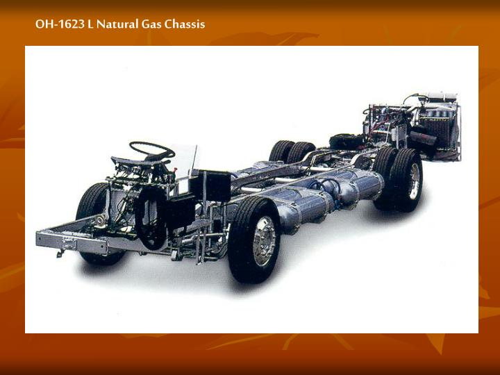 OH-1623 L Natural Gas Chassis