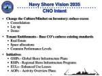 navy shore vision 2035 cno intent