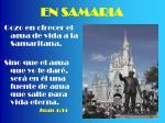 en samaria