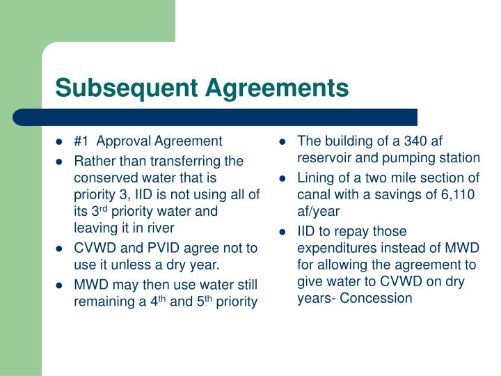 #1  Approval Agreement