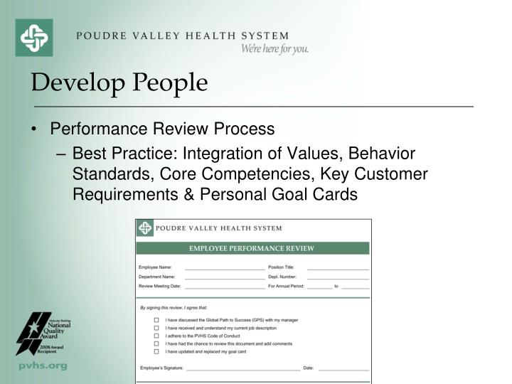 Performance Review Process