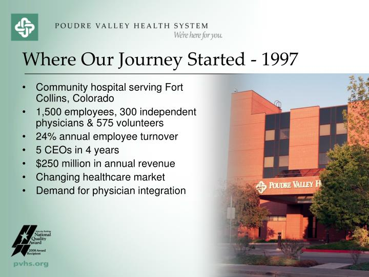 Community hospital serving Fort Collins, Colorado
