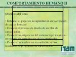 comportamiento humano ii1