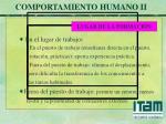 comportamiento humano ii21
