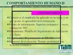 comportamiento humano ii28