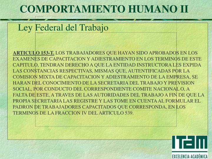 ARTICULO 153-T.