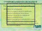 comportamiento humano ii6