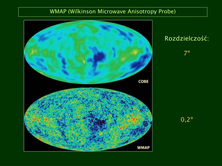 WMAP (Wilkinson Microwave Anisotropy Probe)