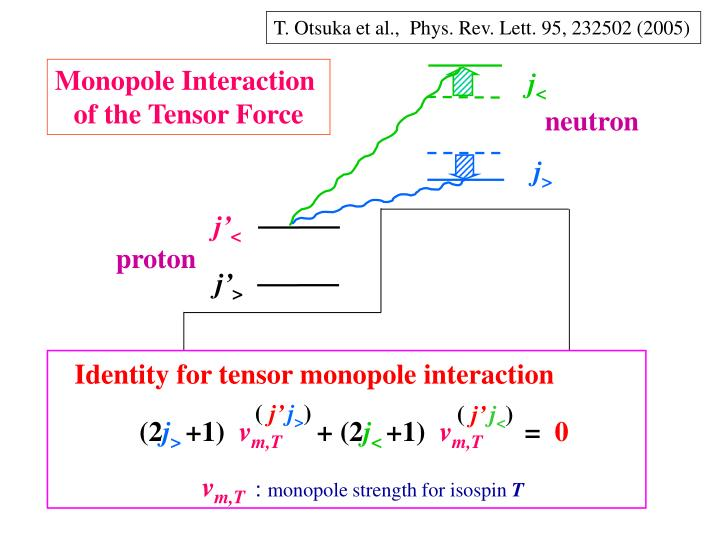 Monopole Interaction