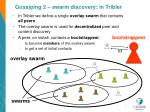 gossiping 2 swarm discovery in tribler
