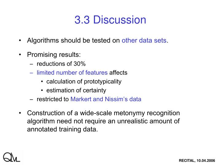 3.3 Discussion