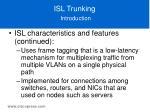 isl trunking introduction1