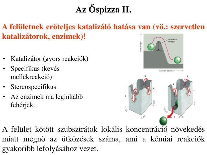 Az Őspizza II.