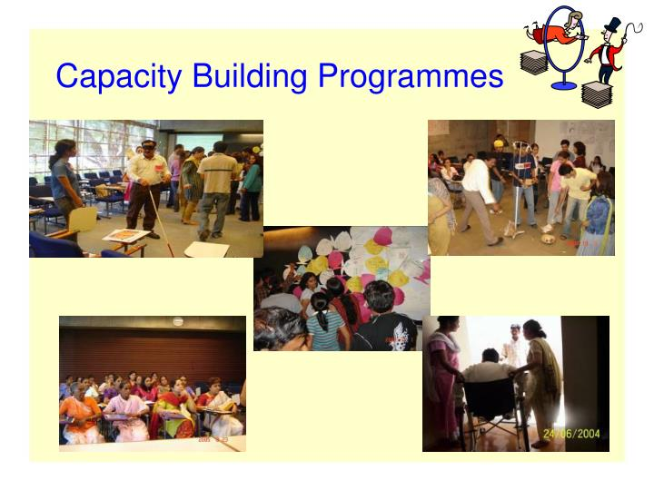 Capacity Building Programmes