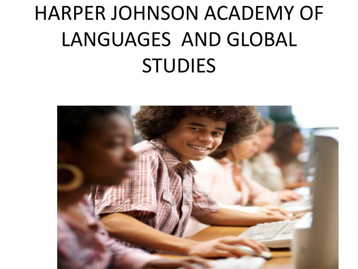 Harper johnson academy of languages and global studies