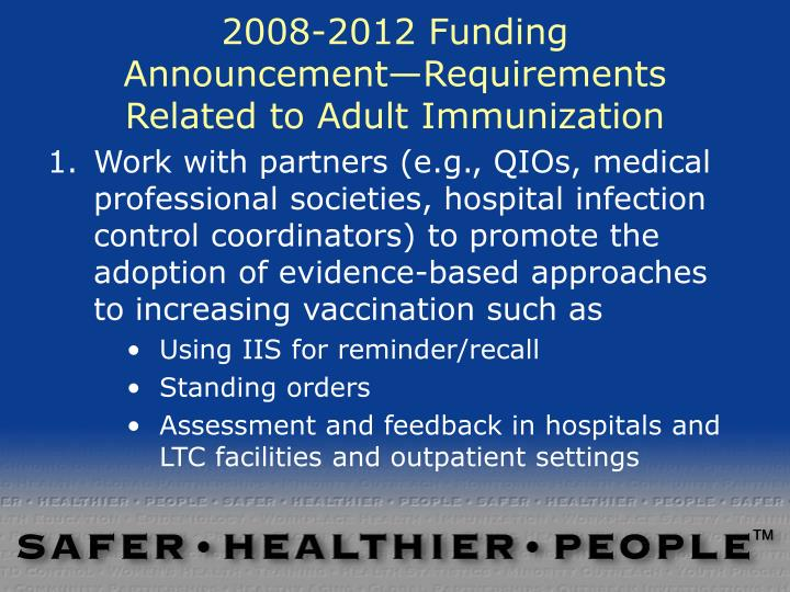 Vaccine Education PowerPoint Slide Sets
