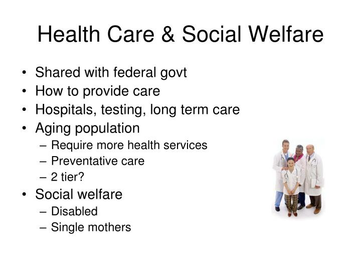 Health Care & Social Welfare