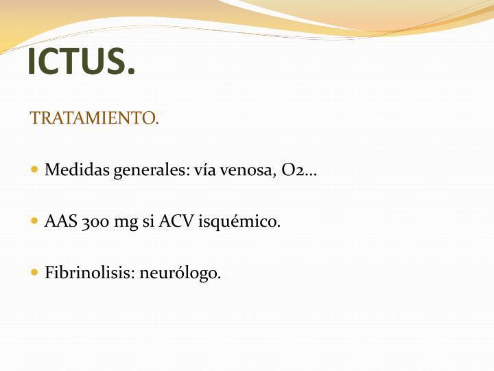 ICTUS.
