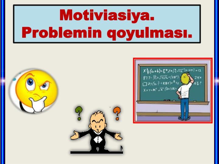 Motiviasiya