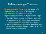 reference angle theorem1
