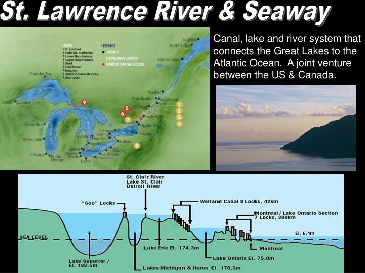 St. Lawrence River & Seaway