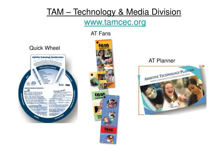 TAM – Technology & Media Division