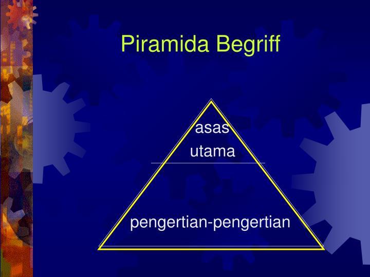 Piramida Begriff