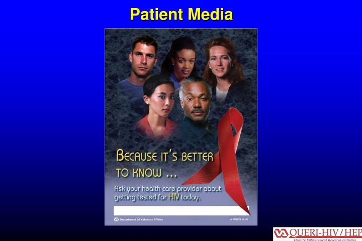 Patient Media