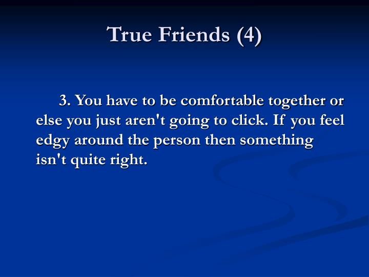 True Friends (4)