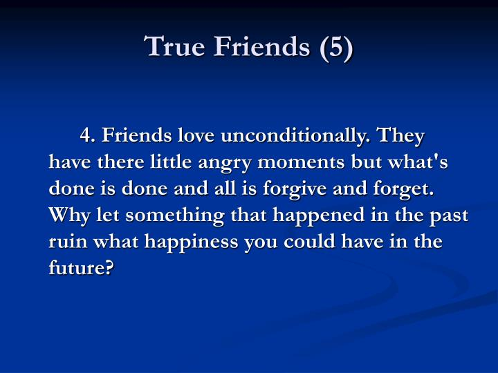 True Friends (5)