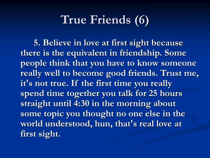 True Friends (6)