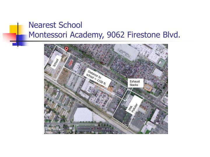 Nearest School