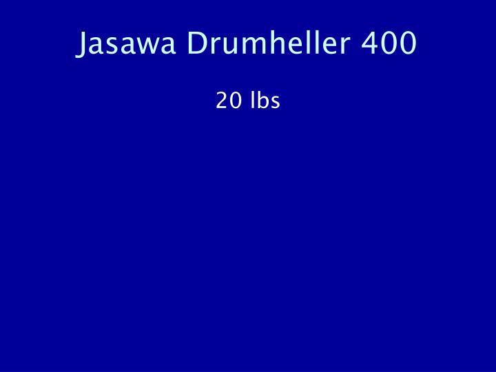 Jasawa Drumheller 400