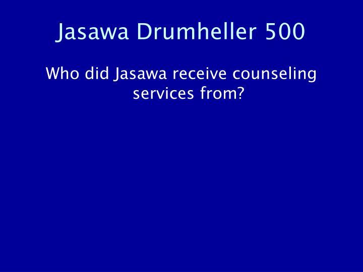 Jasawa Drumheller 500