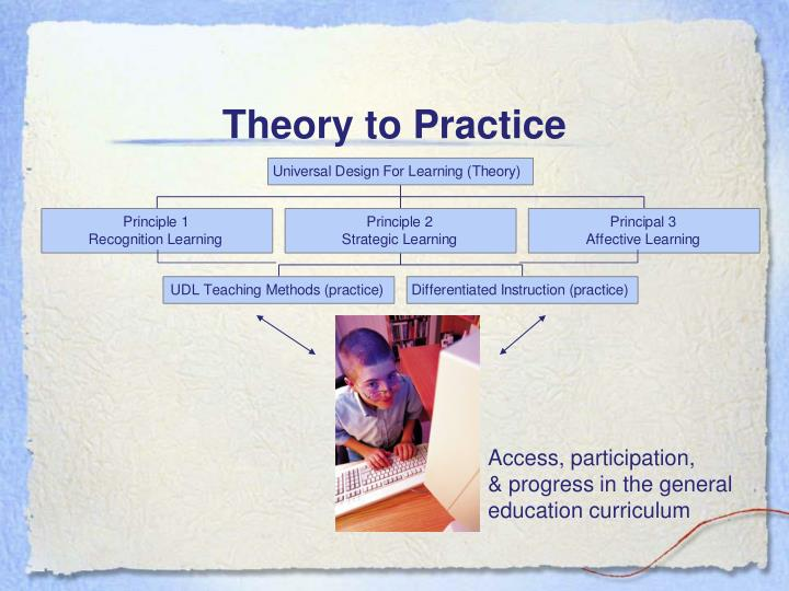 Access, participation,