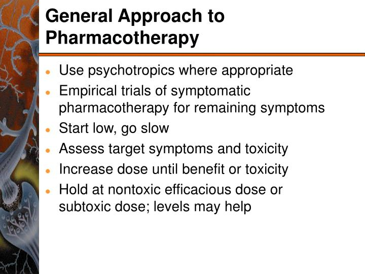 General Approach to