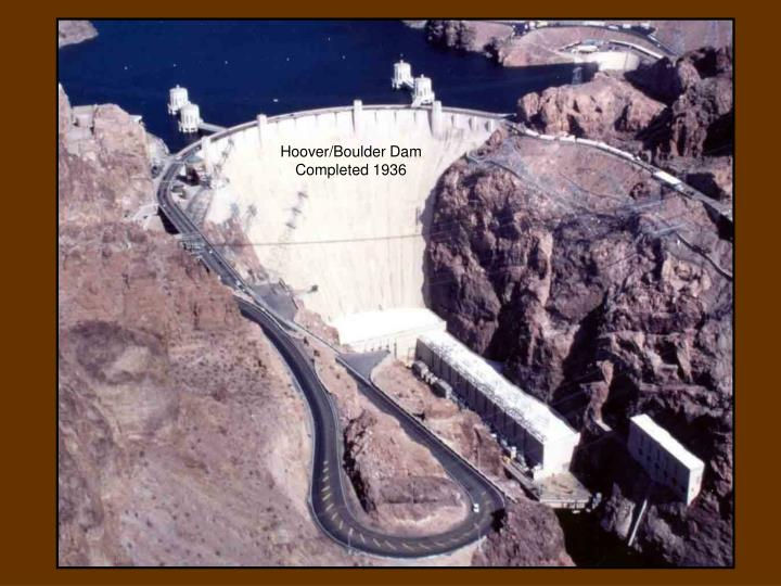 Hoover/Boulder Dam