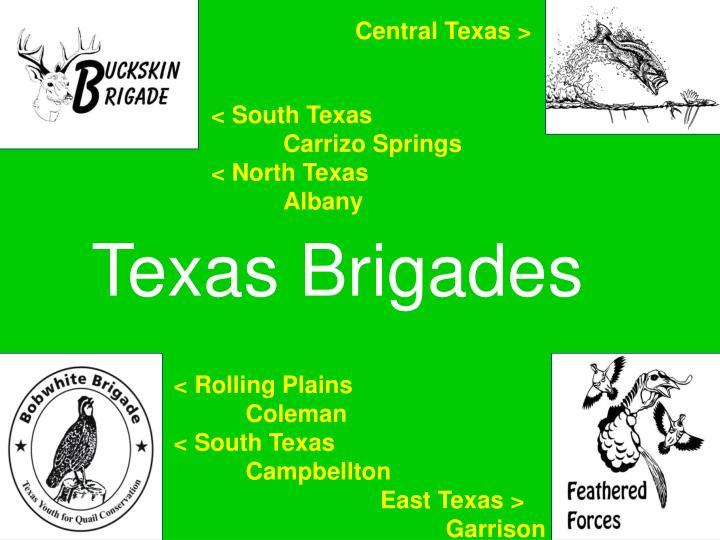 Central Texas >