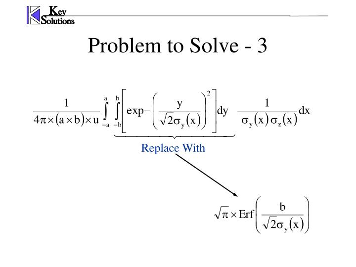 Problem to Solve - 3