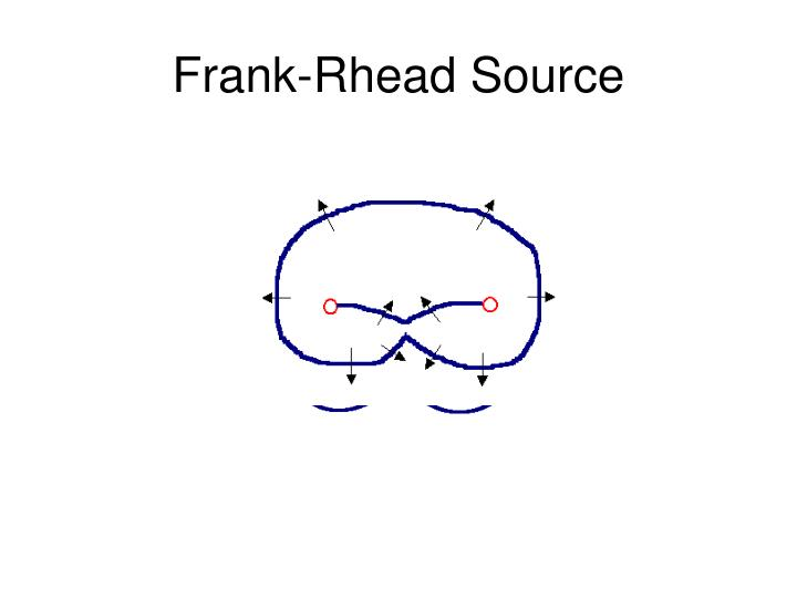 Frank-Rhead Source