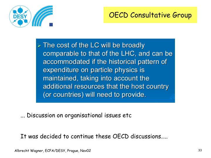 OECD Consultative Group