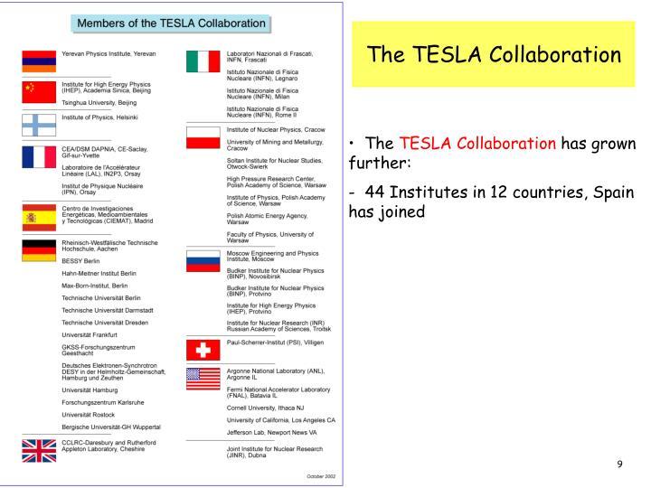 The TESLA Collaboration