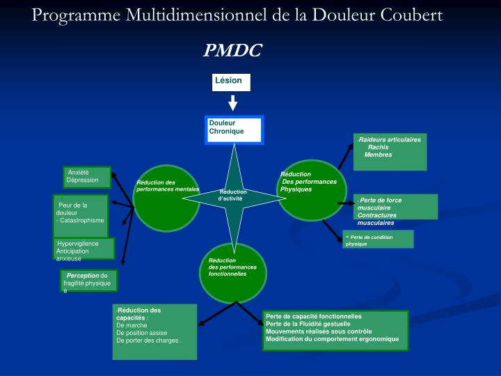 Programme Multidimensionnel de la Douleur Coubert