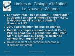 limites du ciblage d inflation la nouvelle z lande1